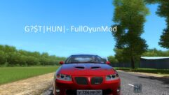 Pontiac GTO 2006 (устаревшая версия) (1.5.9) - City Car Driving мод (изображение 2)