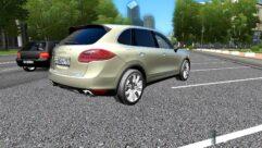 Porsche Cayenne Turbo (1.5.9) - City Car Driving мод (изображение 2)
