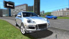 Porsche Cayenne Turbo 2009 (1.5.9) - City Car Driving мод