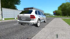 Porsche Cayenne Turbo 2009 (1.5.9) - City Car Driving мод (изображение 2)