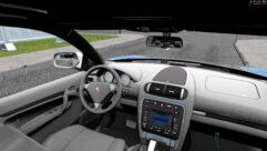 Porsche Cayenne Turbo 2009 (1.5.9) - City Car Driving мод (изображение 4)