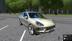 Porsche Cayenne Turbo (1.5.9) - City Car Driving мод (изображение 3)