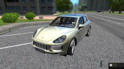 Porsche Cayenne Turbo (1.5.9) - City Car Driving мод (изображение 4)