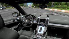 Porsche Cayenne Turbo (1.5.9) - City Car Driving мод (изображение 5)