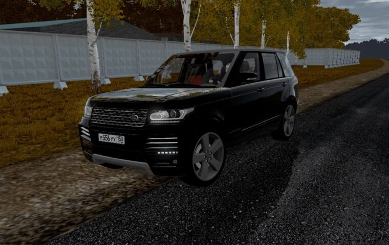Range Rover Startech 2014 (1.5.9) - City Car Driving мод