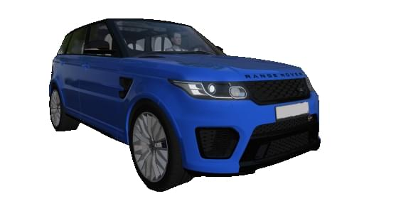 Range Rover Sport SVR (1.5.9) - City Car Driving мод