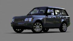 Range Rover 2008 (1.5.9) - City Car Driving мод