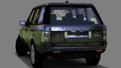 Range Rover 2008 (1.5.9) - City Car Driving мод (изображение 2)