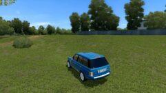 Range Rover 2008 (1.5.9) - City Car Driving мод (изображение 3)