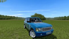 Range Rover 2008 (1.5.9) - City Car Driving мод (изображение 4)