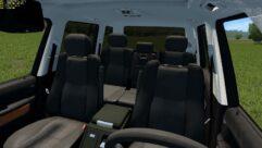Range Rover 2008 (1.5.9) - City Car Driving мод (изображение 6)