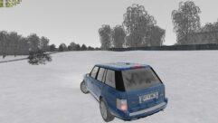 Range Rover 2008 (1.5.9) - City Car Driving мод (изображение 7)