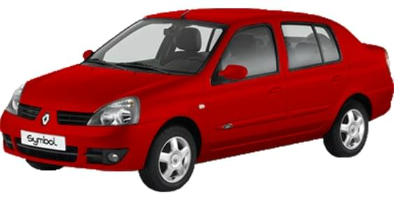 Renault Clio Symbol (1.5.9) - City Car Driving мод