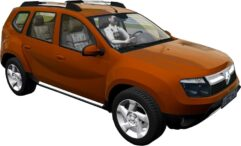 Renault Duster 2010 (1.5.9) - City Car Driving мод