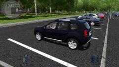 Renault Duster 2010 (1.5.9) - City Car Driving мод (изображение 2)