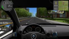 Renault Duster 2010 (1.5.9) - City Car Driving мод (изображение 4)