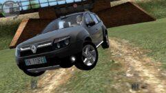 Renault Duster 2010 (1.5.9) - City Car Driving мод (изображение 6)