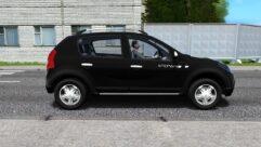 Renault Sandero Stepway (1.5.9) - City Car Driving мод (изображение 2)