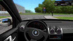 Renault Sandero Stepway (1.5.9) - City Car Driving мод (изображение 4)