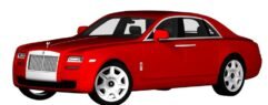 Rolls-Royce Ghost (1.5.9) - City Car Driving мод