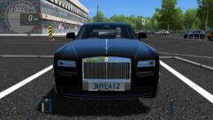 Rolls-Royce Ghost (1.5.9) - City Car Driving мод (изображение 2)