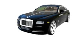 Rolls-Royce Wraith (1.5.9) - City Car Driving мод