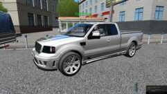 Saleen S331 Supercab (1.5.9) - City Car Driving мод (изображение 3)