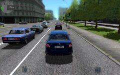 Skoda Octavia III (A7) 1.8 TSI MT Elegance (1.5.9) - City Car Driving мод (изображение 2)