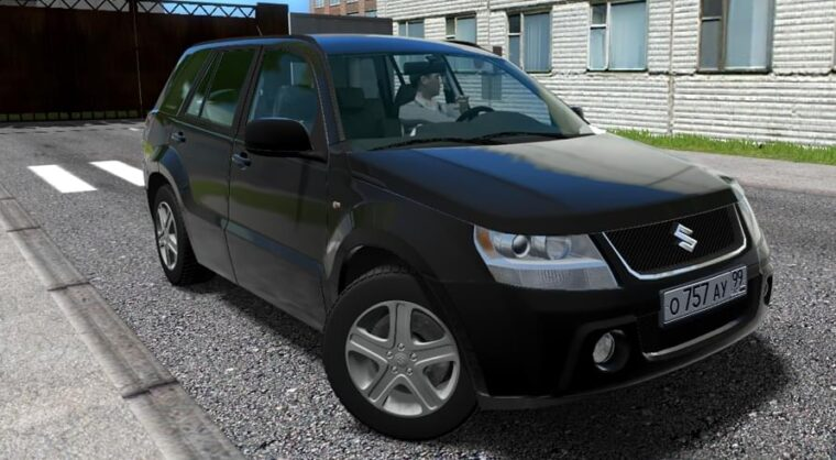 Suzuki Grand Vitara (1.5.9) - City Car Driving мод