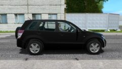 Suzuki Grand Vitara (1.5.9) - City Car Driving мод (изображение 2)