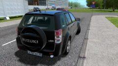 Suzuki Grand Vitara (1.5.9) - City Car Driving мод (изображение 3)