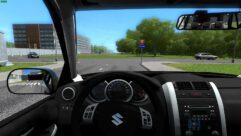 Suzuki Grand Vitara (1.5.9) - City Car Driving мод (изображение 4)