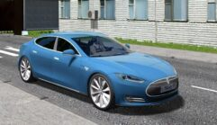 Tesla Model S (1.5.9) - City Car Driving мод