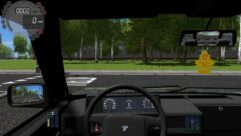 Tofas Sahin 1.6 I.E. (устаревшая версия) (1.5.9) - City Car Driving мод (изображение 3)
