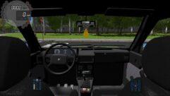 Tofas Sahin 1.6 I.E. (устаревшая версия) (1.5.9) - City Car Driving мод (изображение 5)