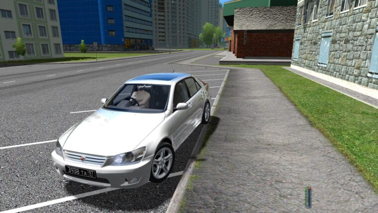 Toyota Altezza (1.5.9) - City Car Driving мод