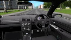 Toyota Altezza (1.5.9) - City Car Driving мод (изображение 2)