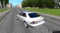 Toyota Altezza (1.5.9) - City Car Driving мод (изображение 3)