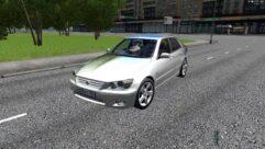 Toyota Altezza (1.5.9) - City Car Driving мод (изображение 4)
