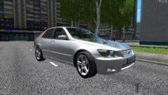 Toyota Altezza (1.5.9) - City Car Driving мод (изображение 5)