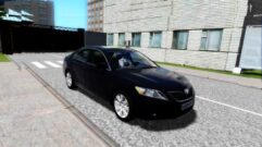 Toyota Camry 2008 v44 (1.5.9) - City Car Driving мод (изображение 2)