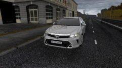 Toyota Camry v55 (устаревшая версия) (1.5.9) - City Car Driving мод (изображение 2)