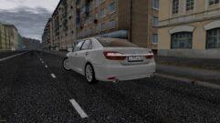 Toyota Camry v55 (устаревшая версия) (1.5.9) - City Car Driving мод (изображение 9)