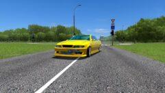 Toyota Chaser Turbo (1.5.9) - City Car Driving мод (изображение 3)