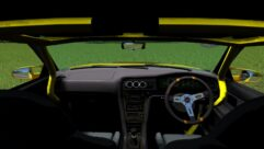 Toyota Chaser Turbo (1.5.9) - City Car Driving мод (изображение 5)