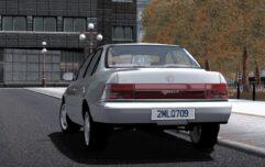 Toyota Corolla XE100 1995 (1.5.9) - City Car Driving мод (изображение 4)