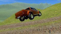Toyota Hilux (1.5.9) - City Car Driving мод (изображение 2)