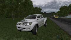 Toyota Hilux (1.5.9) - City Car Driving мод (изображение 4)