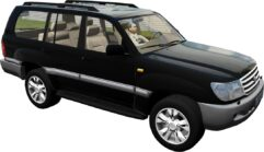 Toyota Land Cruiser J100 2005 (1.5.9) - City Car Driving мод