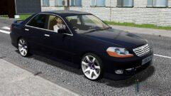 Toyota Mark II X110 2004 (1.5.9) - City Car Driving мод (изображение 2)